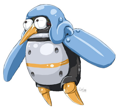 Penguinator