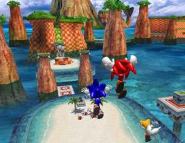Sonic Heroes (2003)