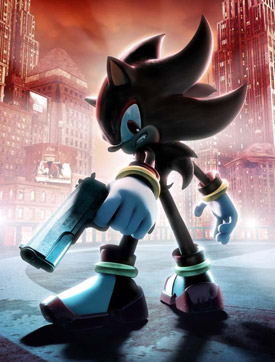 Shadow the Hedgehog (2005)