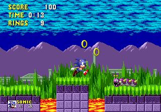 Zone: 0 > Sonic 1 > Marble Zone