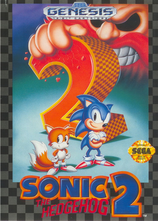 Sonic The Hedgehog 2 [Region Free / ENG]