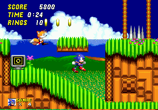 Zone 0 Sonic 2 Stages And Story