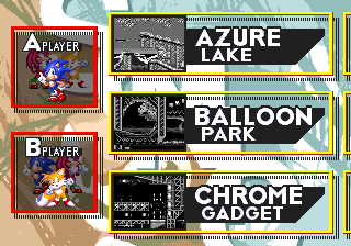 Zone: 0 > Sonic 3 > Other Modes
