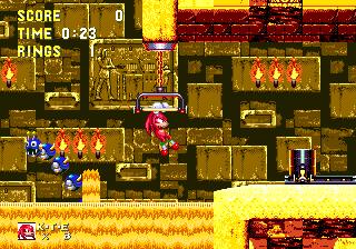 Zone: 0 > Sonic &am...