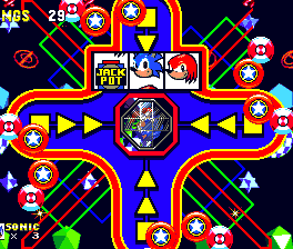sonic 3 and knuckles slot machine