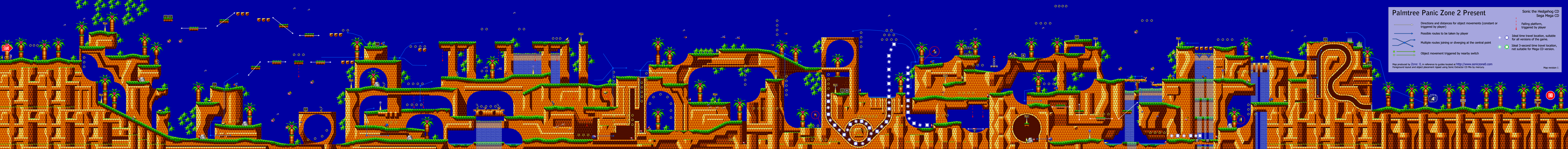 Sonic Mania: Green Hill Zone Act 2 gameplay | NeoGAF
